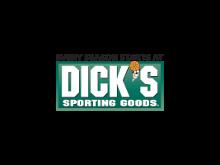 Dicks world of sporting goods
