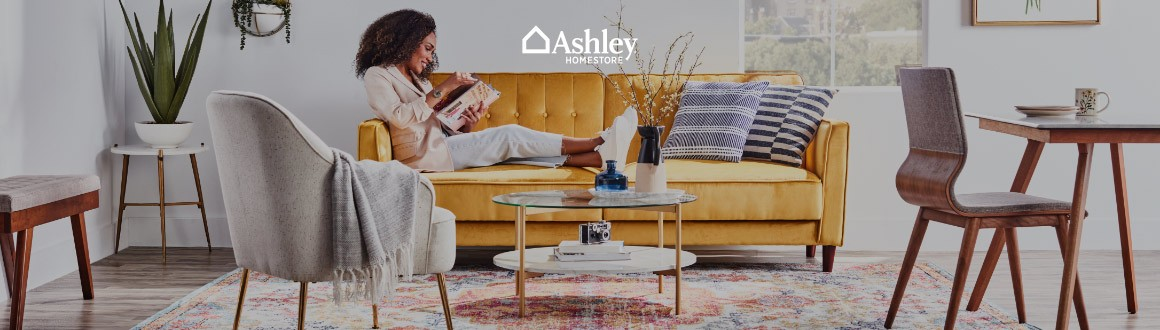 Ashley Homestore促销代码