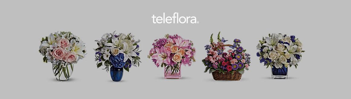 Teleflora优惠码