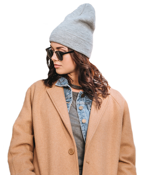 singles-day-clothing-woman-jacket-hat